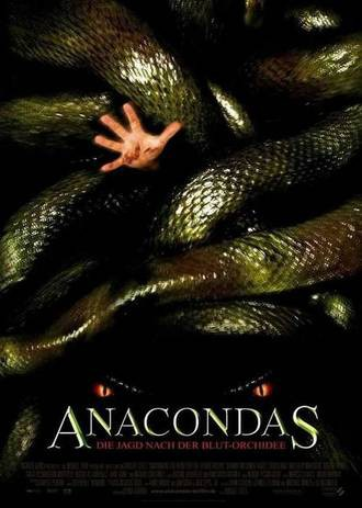 Anacondas - Die Jagd nach der Blut-Orchidee