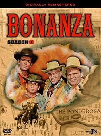 Bonanza - Staffel/Season 1 (8-DVD)(2)