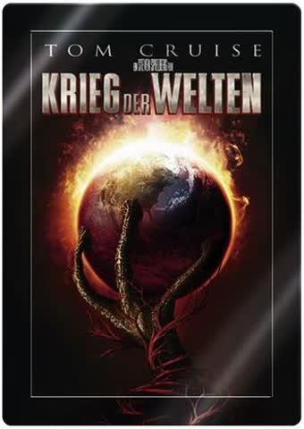 Krieg der Welten (2 DVDs) Steelbook