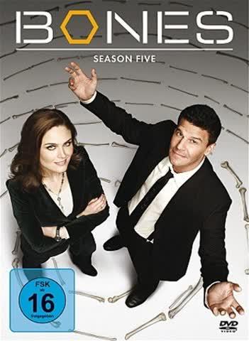 Bones (DVD) Season 5 -BOX- 6DVDs Min: 840DD5.1WS Die Knochenjägerin [Import germany]