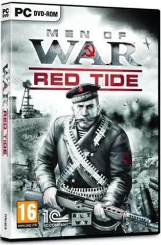Men Of War: Red Tide [Dvd]