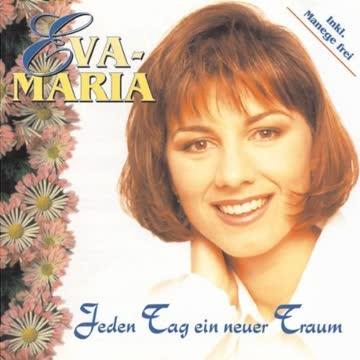 eva-maria - jeden tag ein neuer traum various cd german folk