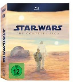 Star Wars: The Complete Saga 1 - 6