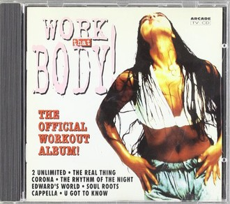 Various Artists - Work That Body (UK Import)