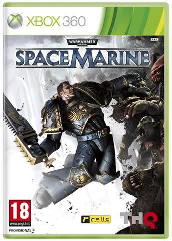 Space Marine XB360 AT