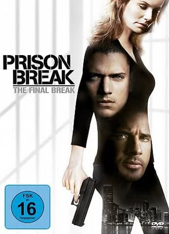 Prison Break - The Final Break