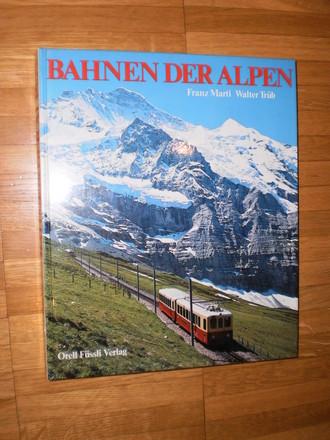 Bahnen der Alpen