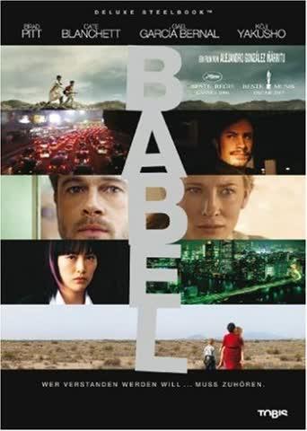 Babel (Deluxe Steelbook) [Import allemand]