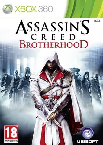 Assassins Creed Brotherhood - Classic [AT PEGI] - [Xbox 360]