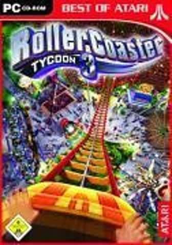 Roller Coaster Tycoon 3 [Best of Atari]