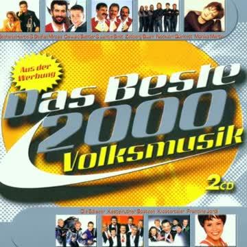 Various - Beste 2000,das-Volksmusik