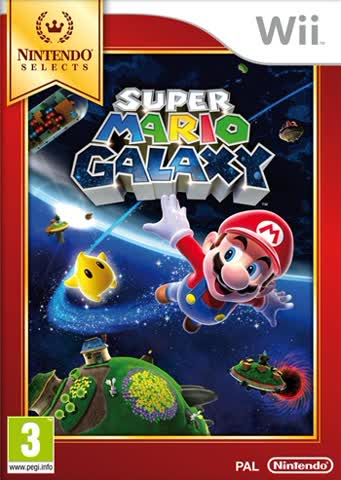 Nintendo Select: Super Mario Galaxy