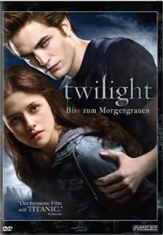 Twilight - Bis(s) zum Morgengrauen (DVD)