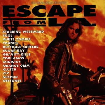Ost - Escape from l.a.