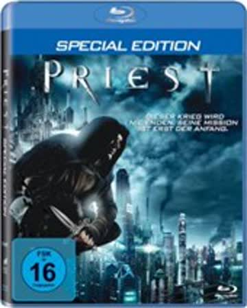 Priest (BR) Min: 90DD5.1WS [Import germany]