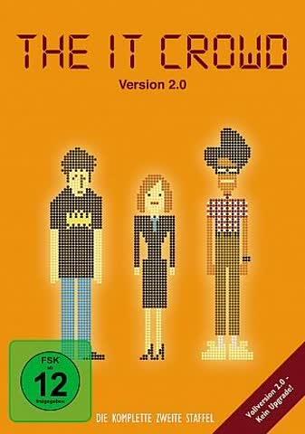 The IT Crowd - Version 2.0 - Die komplette zweite Staffel