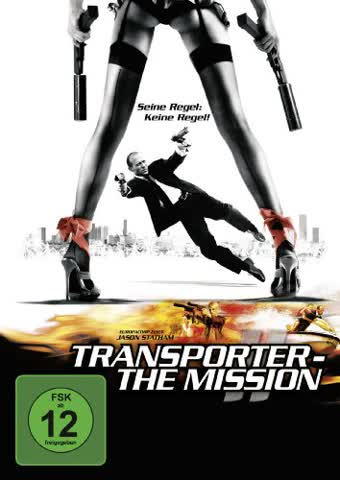 DVD THE TRANSPORTER 2