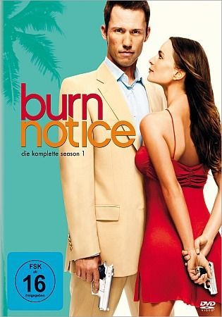 Burn Notice - Die Komplette Season 1