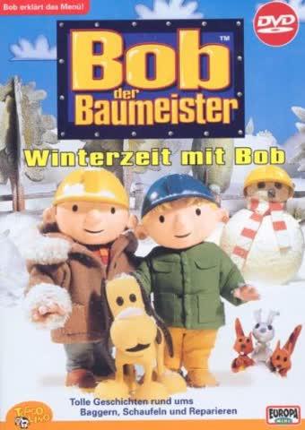 Bob, der Baumeister 10: Winterzeit mit Bob