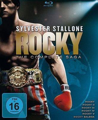 Rocky -Complete Saga