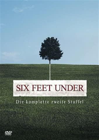 DVD SIX FEET UNDER - GESTORBEN WIRD IMME