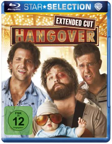 Hangover - Extended Cut (inkl. Digital Copy) [Blu-ray]
