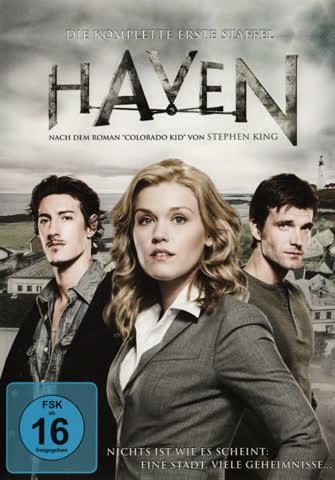 Haven - kompl. Staffel 1 (DVD)VL 4DVD's Min: 840 [Import germany]