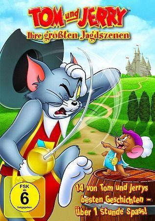 Tom und Jerry, Vol. 3 - Ihre grössten Jagdszenen