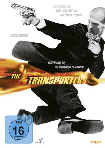 THE TRANSPORTER - TRANSPORTER, [DVD] [2003]