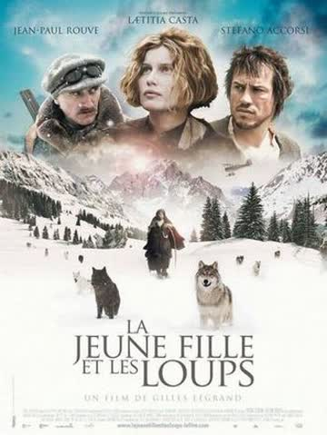 The Maiden and the Wolves ( La jeune fille et les loups )