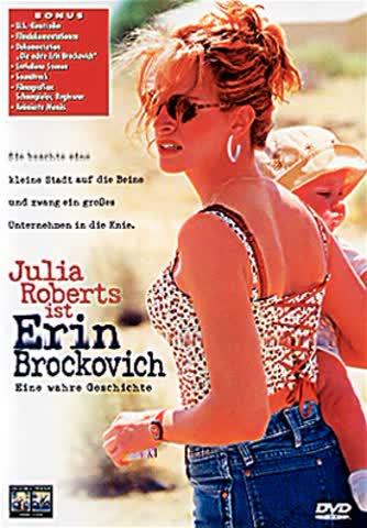 DVD ERIN BROCKOVICH