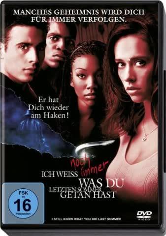 ICH WEISS NOCH IMMER WAS DU LE [DVD] [1999]