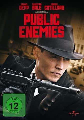 Public Enemies [Special Edition] [2 DVDs]