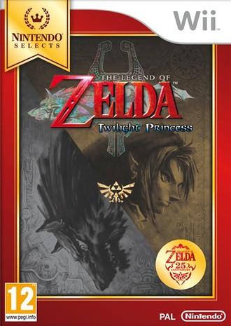Nintendo Select: Zelda Twillight Princess