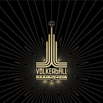 Rammstein - Völkerball (CD + DVD / CD-Package)