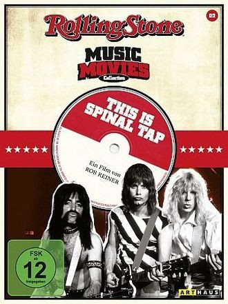 This Is Spinal Tap - Rolling S