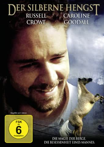 DVD DER SILBERNE HENGST