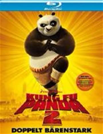 Kung Fu Panda 2 (+ DVD + Digital Copy) [Blu-ray]