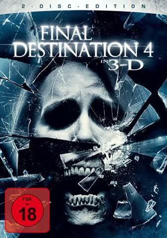 DVD * Final Destination 4 [Import allemand]