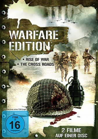 Warfare Edition (Rise of War/The Cross Roads) [Collector's Edition]