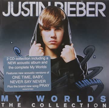 Justin Bieber - My Worlds-the Collection