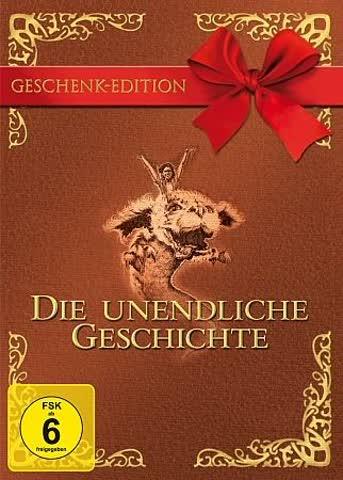 Die Unendliche Geschichte (Geschenk-Edition) [Import allemand]