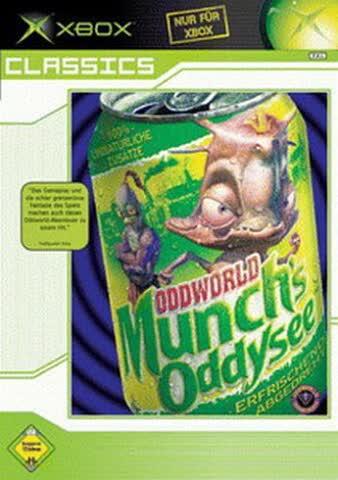 Oddworld - Munch's Oddysee [Xbox Classics]