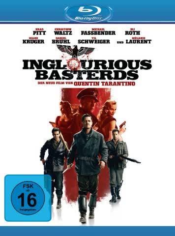Inglourious Basterds [Blu-ray]