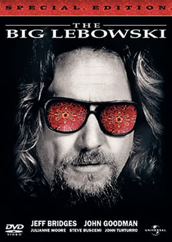 THE BIG LEBOWSKI (SPECIAL EDIT [DVD] [1998]