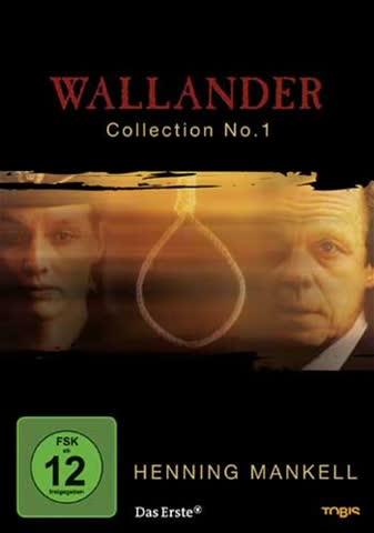 Wallander Collection No. 1 [2 DVDs]