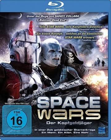 Space Prey - Der Kopfgeldjäger [Blu-ray]