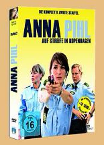 Anna Pihl - Auf Streife in Kopenhagen, 3 DVDs. Staffel.2