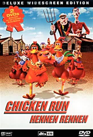 Chicken Run - Hennen Rennen [2 DVDs]
