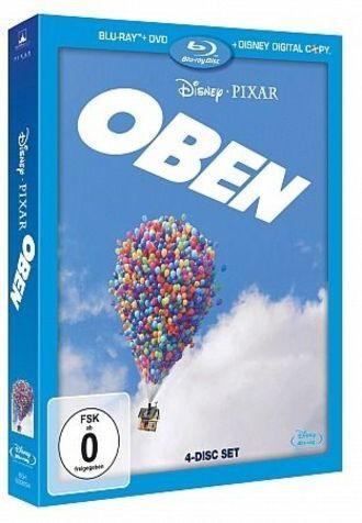 Oben Superset (1 X Bd Movie / 1 X Bd Bonus /1 X Dvd / 1 X Digital-File)